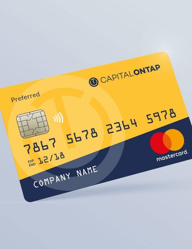 Capital OnTap Credit Card