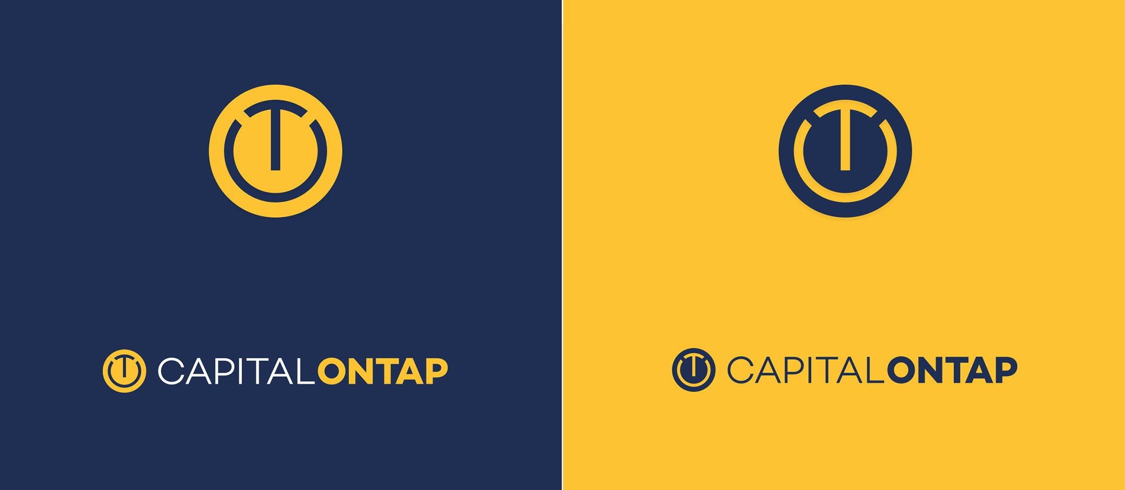Capital OnTap logos